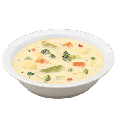 Signature Creamy Garden Vegetable