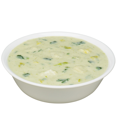 Signature Cream of Leek and Potato