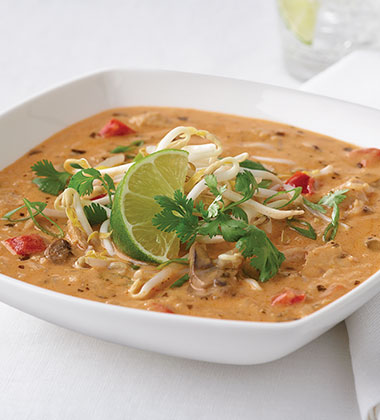 VERVE® WICKED THAI STYLE SOUP WITH CHICKEN