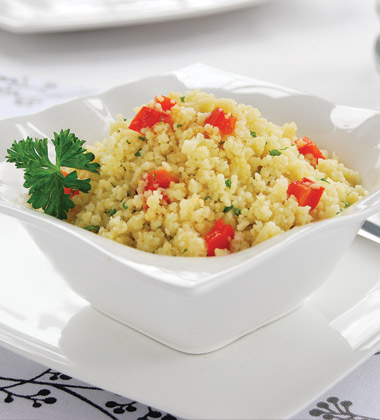 Savoury Couscous Variations
