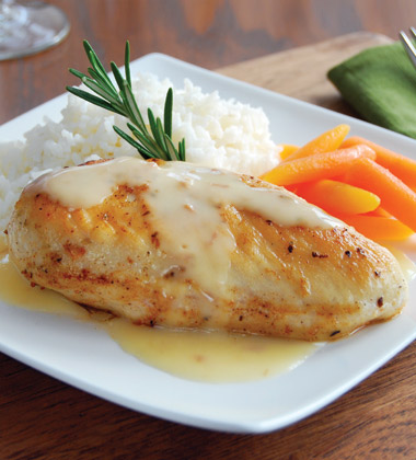 Herb-Roasted Chicken Breasts