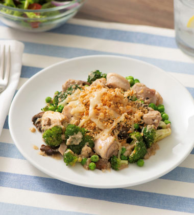 Baked Chicken and Broccoli Casserole