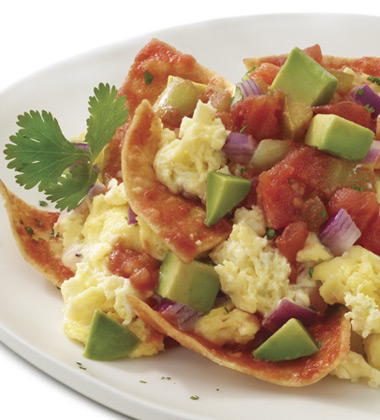 Pace® Deconstructed Chilaquiles
