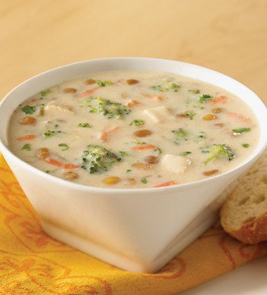 Homestyle Turkey Vegetable Soup