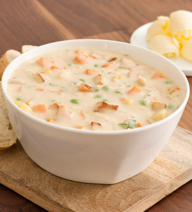 Creamy Country Chicken Stew
