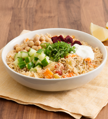 Moroccan Couscous Bowl