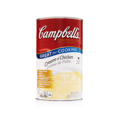 Campbells Classic Cream Of Chicken Soup Campbells Food Service