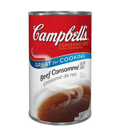 CAMPBELL'S® CLASSIC BEEF CONSOMMÉ