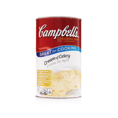 CAMPBELL'S® CLASSIC CREAM OF CELERY