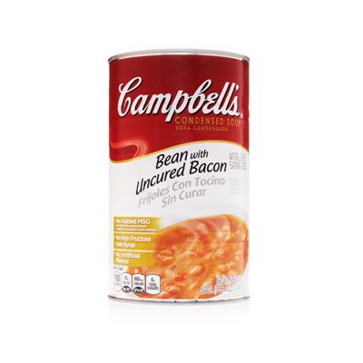 CAMPBELL'S® CLASSIC BEAN WITH BACON