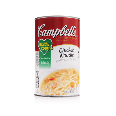 CAMPBELL'S® CLASSIC HEALTHY REQUEST® CHICKEN NOODLE