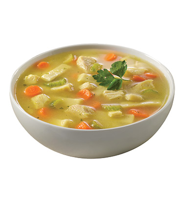 CAMPBELL'S® SIGNATURE CHICKEN & DUMPLINGS SOUP