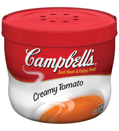 campbell 39 s creamy tomato soup campbells food service. Black Bedroom Furniture Sets. Home Design Ideas