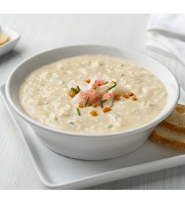 CAMPBELL'S® RESERVE CRAB BISQUE WITH SHERRY