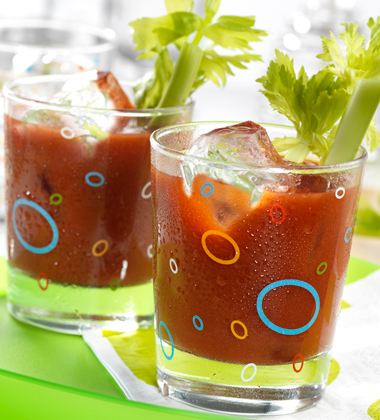 VEGGIE BLOODY MARY