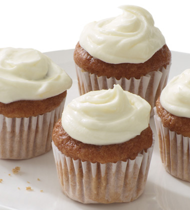 Spiced Mini Cupcakes With Campbell S 174 Tomato Soup