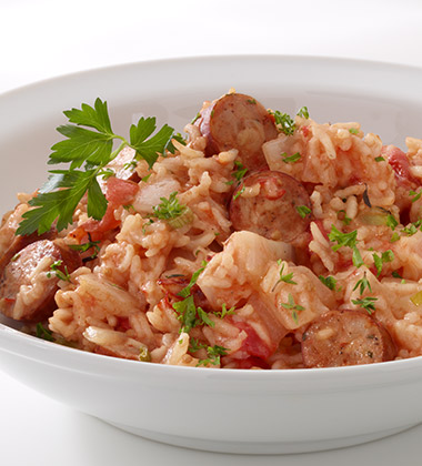 TURKEY JAMBALAYA