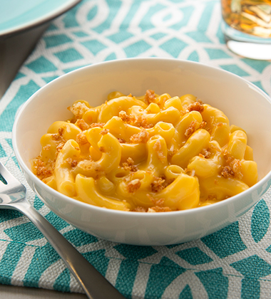 MAC & CHEESE-CHEESE TRIO