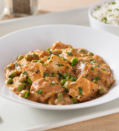 CHICKEN KORMA MADE WITH CAMPBELL'S® HEALTHY REQUEST® CREAM OF CHICKEN SOUP