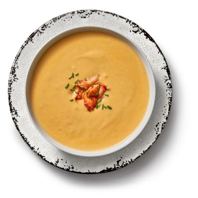 CAMPBELL'S® RESERVE LOBSTER BISQUE WITH SHERRY