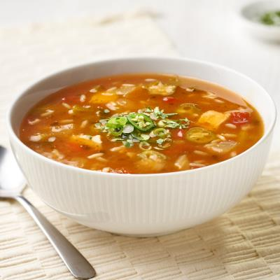 CAMPBELL'S® SIGNATURE CREOLE CHICKEN GUMBO