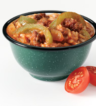 UNSTUFFED PEPPERS