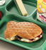 CREAM CHEESE & JELLY SANDWICH ON GOLDFISH BREAD