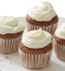 SPICED MINI CUPCAKES WITH CAMPBELL'S® TOMATO SOUP