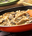 CREAMY DIJON CHICKEN WITH MUSHROOMS