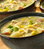 HEARTY CHICKEN & VEGETABLE CHOWDER