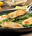 LEMON CHICKEN SCALOPPINI WITH SPINACH