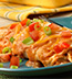 LIGHTENED UP CHICKEN ENCHILADAS