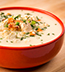 TURKEY POT PIE SOUP WITH CAMPBELL'S® HEALTHY REQUEST® CREAM OF MUSTHROOM SOUP