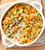 TUNA NOODLE CASSEROLE MADE WITH CAMPBELL'S® CREAM OF MUSHROOM SOUP