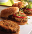 VEGETABLE MUSHROOM BURGERS