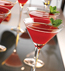 STRAWBERRY BANANA MARTINI