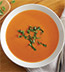 CREAMY TOMATO BASIL SOUP MADE WTH CAMPBELL'S® CONDENSED TOMATO SOUP