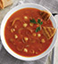 TOMATO SOUP WITH RAS EL HANOUT & PITA MADE WITH CAMPBELL'S® CONDENSED TOMATO SOUP