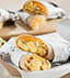 BREAKFAST CHICKEN WRAPS MADE WITH CAMPBELL'S® HEALTHY REQUEST® CREAM OF CHICKEN SOUP