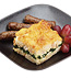 BREAKFAST CASSEROLE WITH  CAMPBELL'S® CREAM OF MUSHROOM SOUP