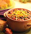 HEARTY VEGETARIAN CHILI MADE WITH LOW SODIUM V8® VEGETABLE JUICE