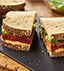 MEATLOAF SANDWICH MADE WITH CAMPBELL'S® HEALTHY REQUEST® TOMATO SOUP