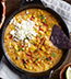 CHEESY MEXICAN STREET CORN DIP MADE WITH CAMPBELL'S RESERVE® MEXICAN STREET CORN