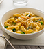 ROASTED POBLANO & WHITE CHEDDAR MAC AND CHEESE
