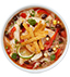 CAMPBELL'S FRESH PREPARED SOUP SPOT®: CHICKEN TORTILLA SOUP WITH SOUP CUSTOMIZER TM