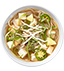 CAMPBELL'S FRESH PREPARED SOUP SPOT®: VEGETARIAN PHO NOODLE SOUP WITH SOUP CUSTOMIZER TM