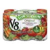 V8® 100% VEGETABLE JUICE LOW SODIUM