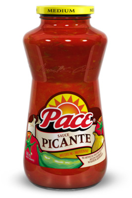 PACE® sauce picante moyenne