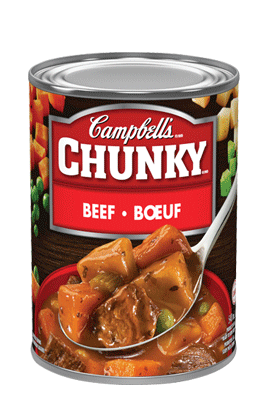 Campbell's® Chunky® Beef