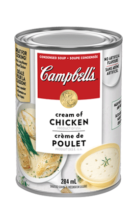 CAMPBELL'S® Condensed Cream of Chicken